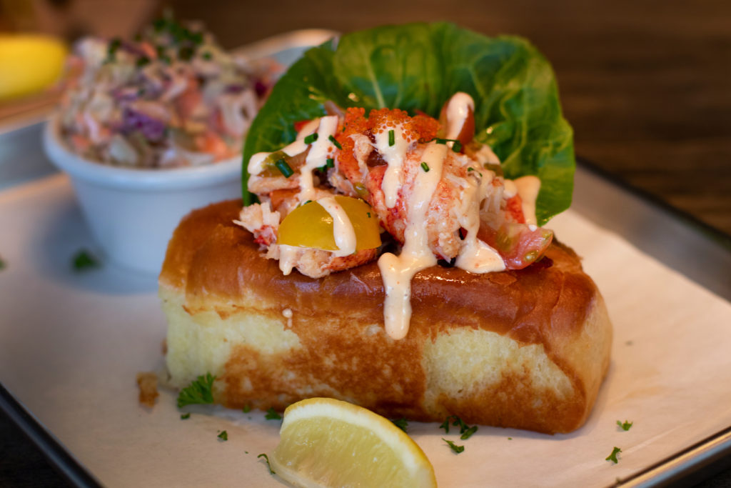 Santa Rosa's Newest Seafood Restaurant Is a Catch