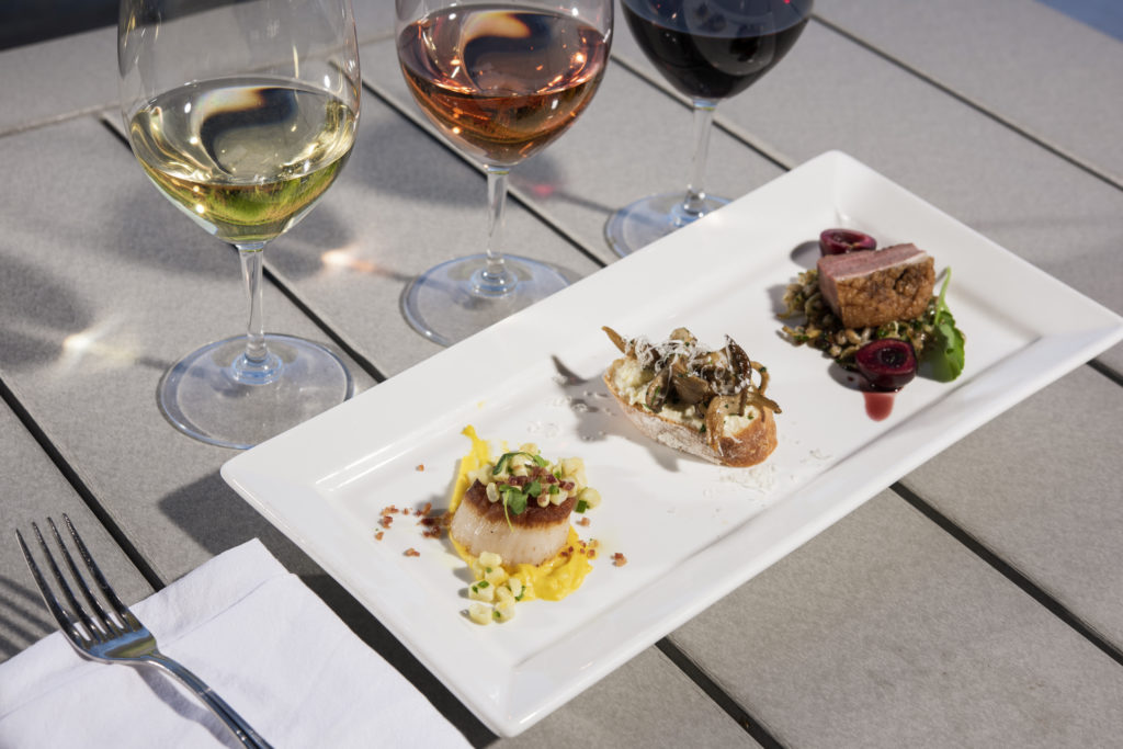 5 Fabulous Foodie Wineries in South-Central Sonoma